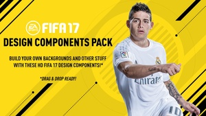 FIFA 17 - Design components pack