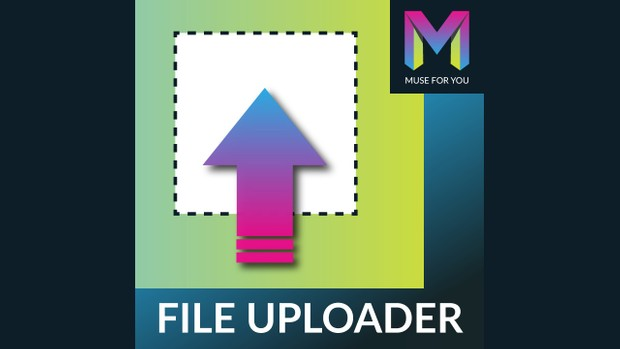 File Uploader Widget by Muse For You