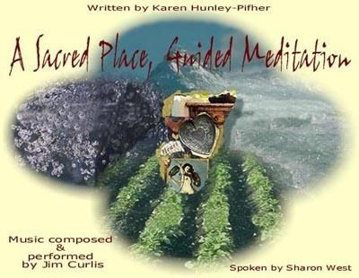 A Sacred Place, Eight  Minute Guided Meditation