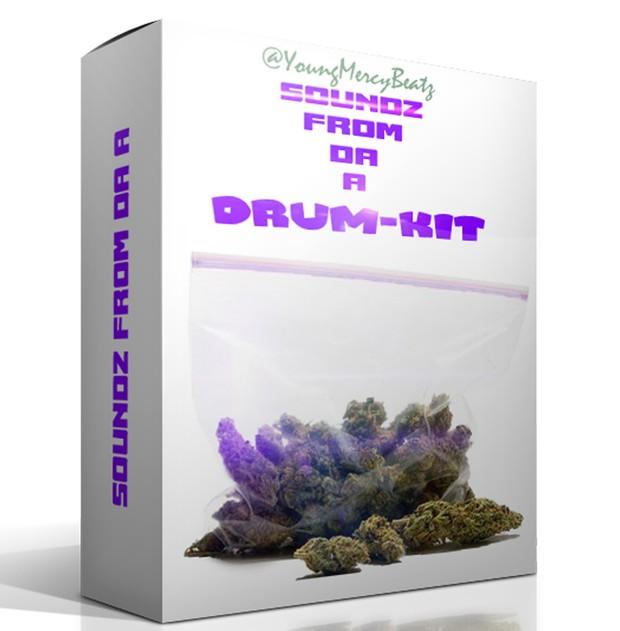 Soundz From Da A DrumKit