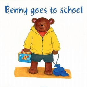 Benny goes to school