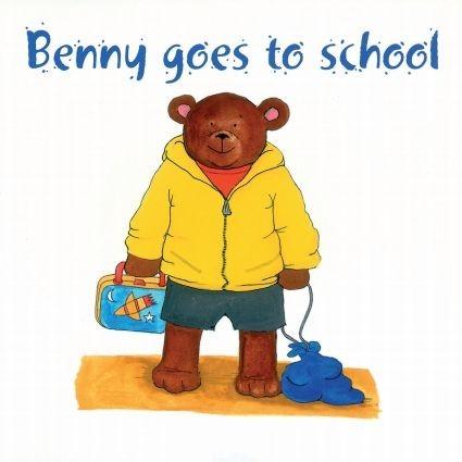 Benny goes to school
