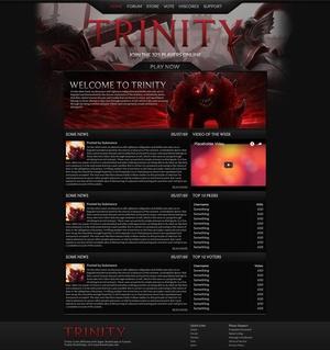 Trinity Template