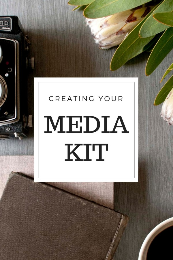 CREATING YOUR MEDIA KITS!