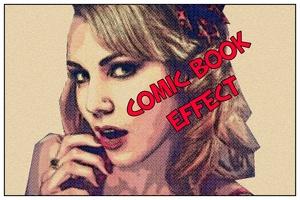 Comic Book Effect: Photoshop Tutorial