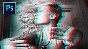 3D Effect: Photoshop Action