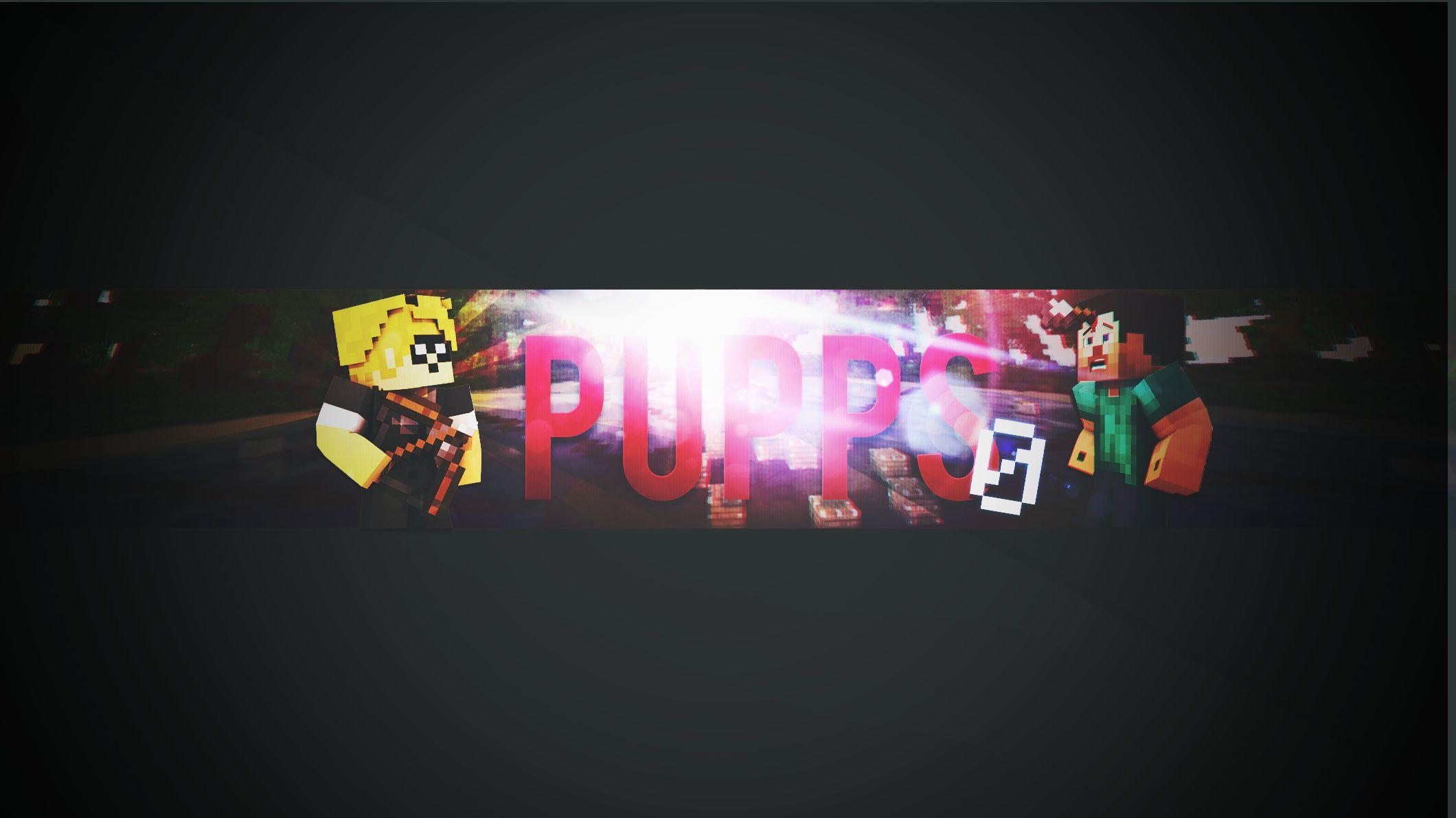 Minecraft Channel Art (Banner)
