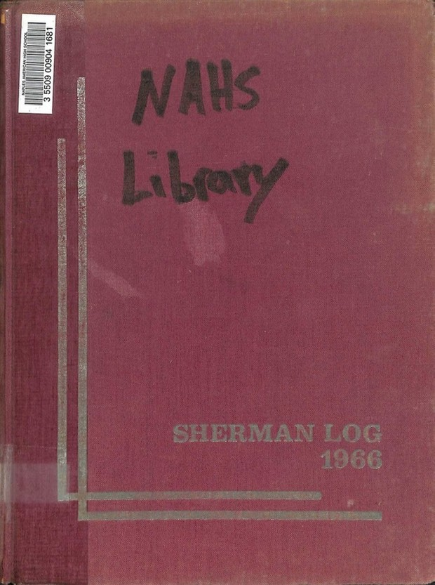 Forrest Sherman High School Log 1966
