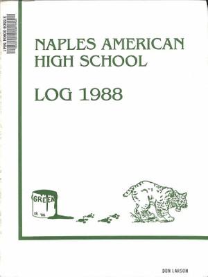 Naples American High School Log 1988