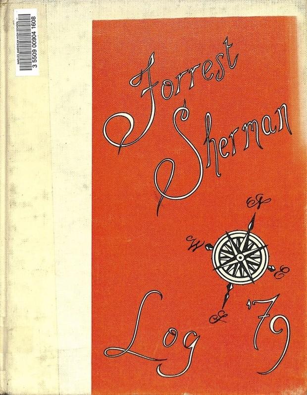 Forrest Sherman High School Yearbook 1979