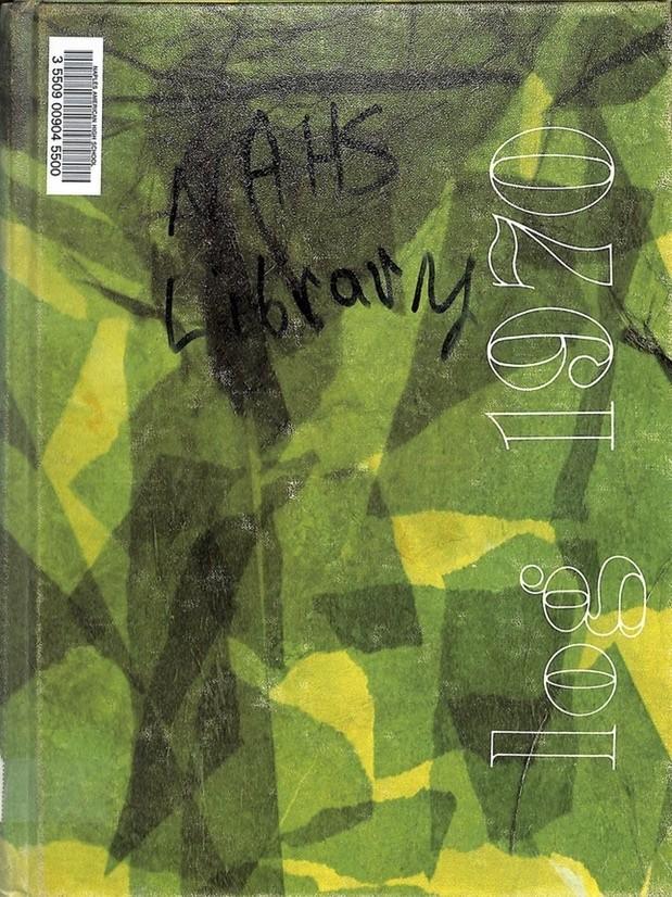 Forrest Sherman High School 1970 Yearbook