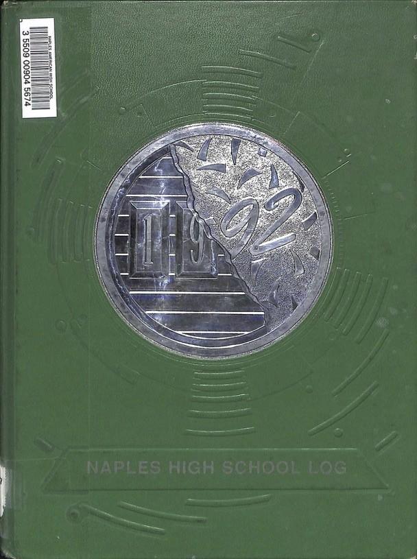 Naples High School Log 1992