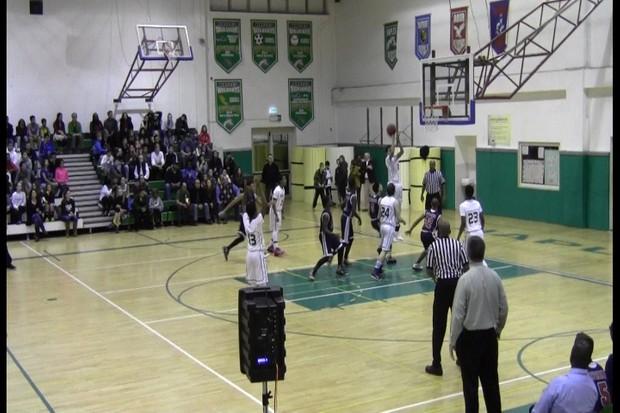 Naples Boys Basketball vs Aviano Feb 12, 2016