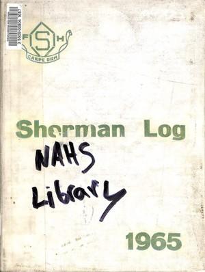 Forrest Sherman High School Log 1965