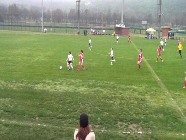 Naples Girls' Soccer vs AOSR 4/22/16