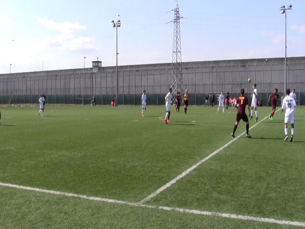 Naples boys' soccer vs. Vilseck April 29_2016