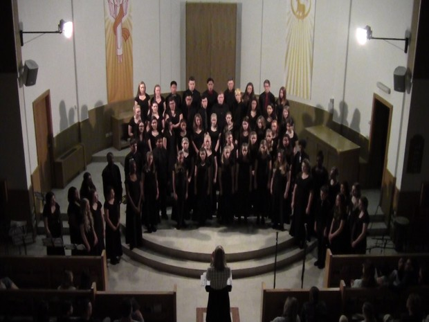 Naples School Complex Spring Choir Concert