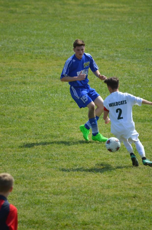 Naples Boys Soccer vs. Sigonella Sat 3/26/16