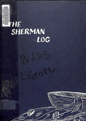 Forrest Sherman High School Log 1961