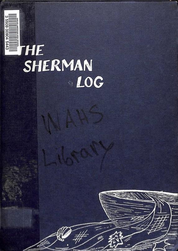 Forrest Sherman High School Log 1961