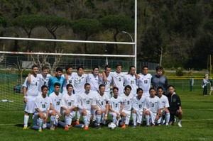 Naples Boys soccer team vs. Vicenza 3/19/16