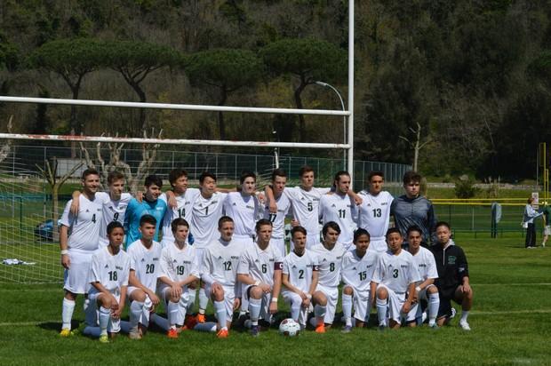 Naples Boys soccer team vs. Vicenza 3/19/16
