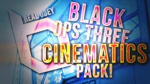 Black Ops 3 Cinematics Pack - 25 1080p Cinematics (All Beta Maps)