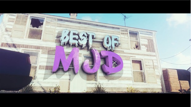 Best Of MJD Project File (+Clips and Cinematics) (CS6 and Above)