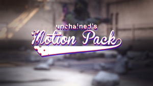 Red Unchained's 2D Motion Graphics Pack
