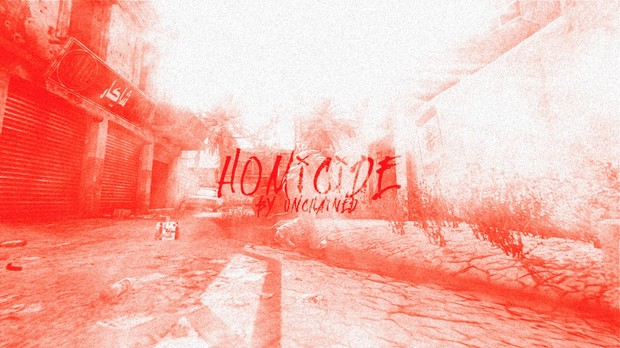 Homicide Project File (+Clips and Cinematics) (CS6 and Above)