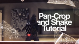 FaZe Unchained: Pan-Crop/Screen Pumps and Shake Tutorial