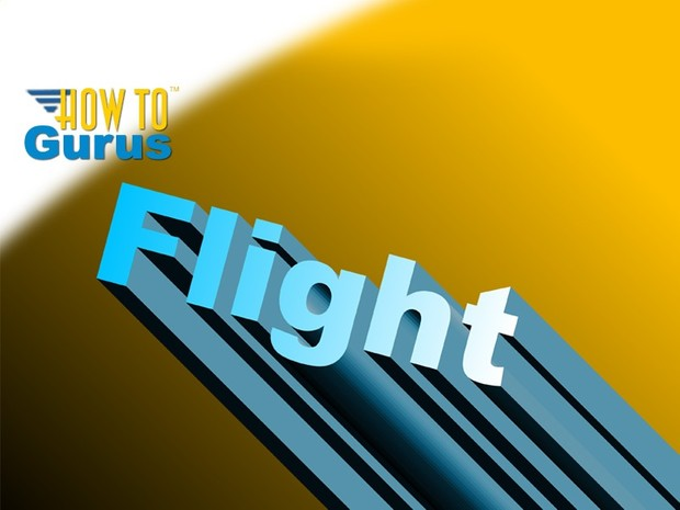 CorelDRAW for Beginners How To Extrude Text and Use Fountain Fill X8 X7 X6