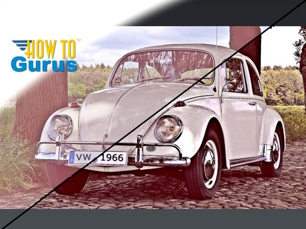 How To Fix a Faded Photograph in Photoshop Elements 15 14 13 12 11 Tutorial