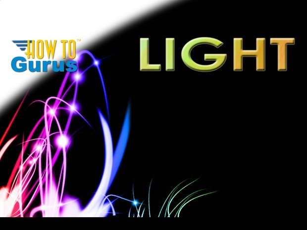 How to make a Neon Glow Light Streak Background in Photoshop Elements 11 12 13 14 Tutorial