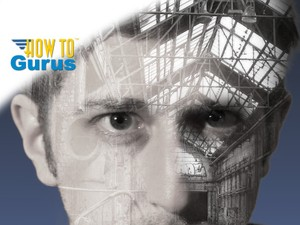 How to Make a True Detective Style Double Exposure Effect in Photoshop CS5 CS6 CC Tutorial