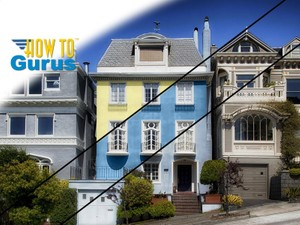 How to Change Color of a House to Match Color Swatch in Photoshop a CS5 CS6 CC Tutorial