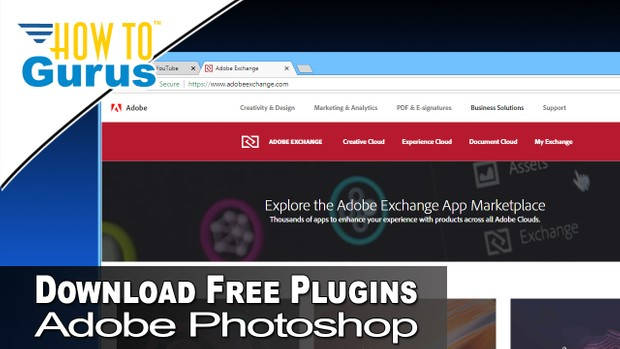 Photoshop Filters and Plugins Free Download Adobe Exchange for Photoshop  Creative Cloud CC 2018