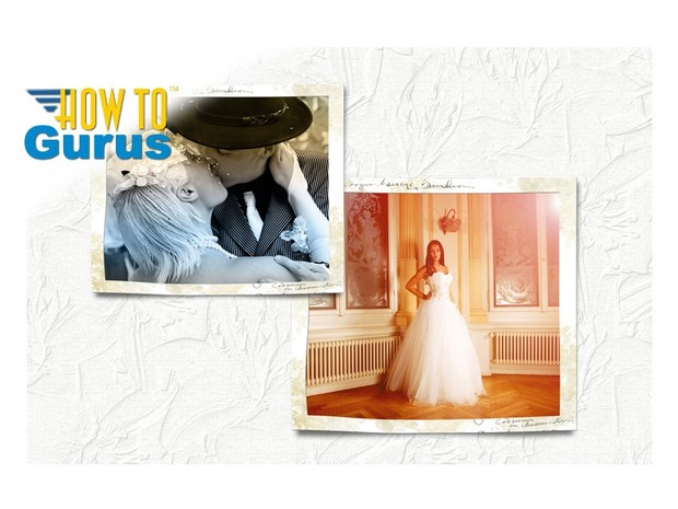 How to Use Frames in Photoshop Elements, a PSE 14 13 12 11 Tutorial