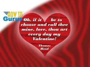 How to make a Text in a Shape Valentines Day Card in Photoshop Elements 11 12 13 14 PSE Tutorial