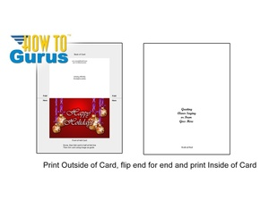 How To Templates for Making Printable Cards from Photoshop and Photoshop Elements Projects