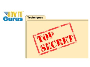 Top Secret - How to Install and Use Custom Shapes in Photoshop Elements 11 12 13 14 Tutorial