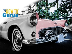 How to Color a Black and White Photo in Photoshop Elements 14 13 12 11 Tutorial
