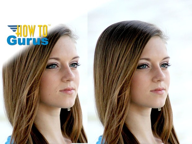 How To Edit a Portrait using Frequency Separation in Photoshop Elements 15 14 13 12 11 Tutorial