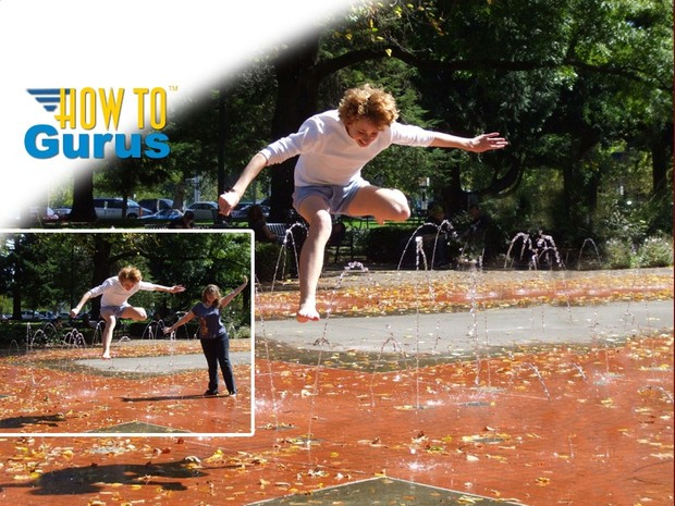 How to Use Content Aware Fill to Remove a Person from a Photo in Photoshop Elements