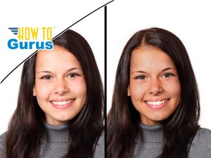 Photoshop Elements Color Correction : How to Match Skin Tone in 15 14 13 12 11 Tutorial