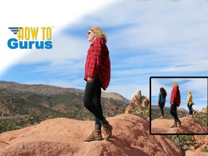 How to Use the Clone Stamp to Remove People in Photoshop Elements 11 12 13 14 Tutorial