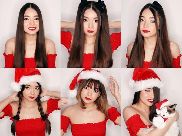 Yaniva Christmas Special Hair Play 8