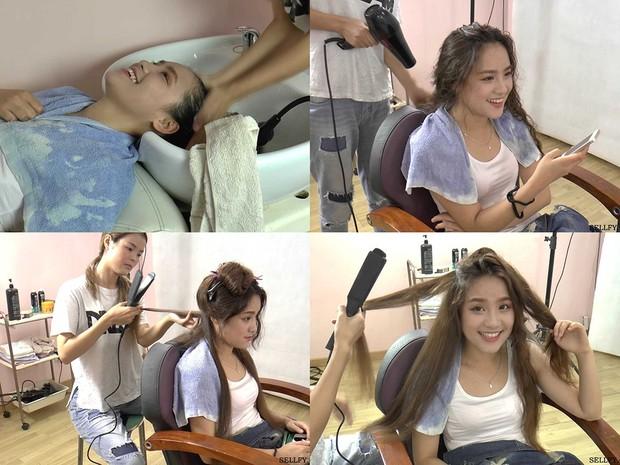 Lulu's Hair Pampering