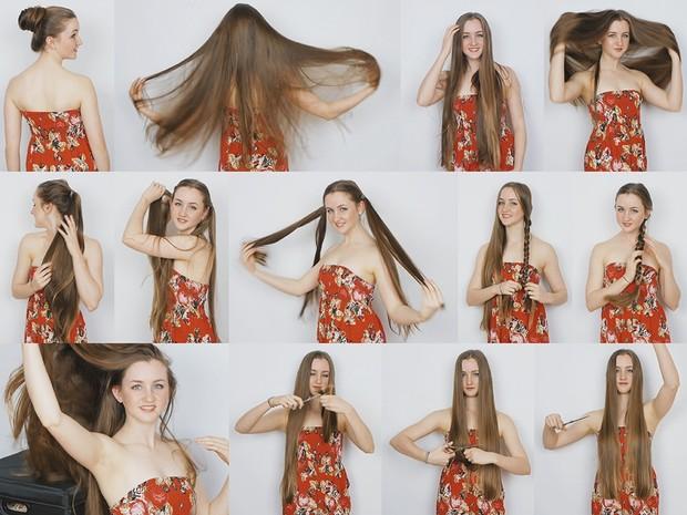Joan Hair Play and Self Trim