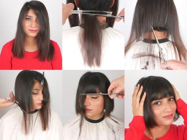 Farah Bob Haircut